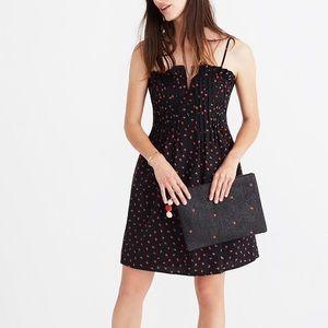 Madewell • Cami Dress in Fresh Strawberries